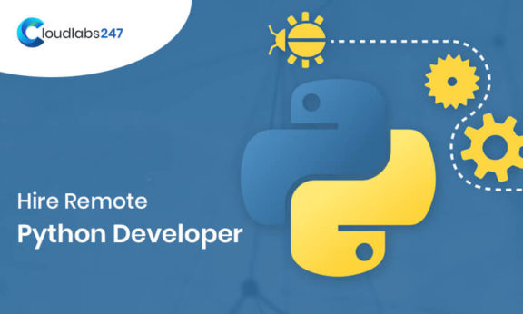 Hire Remote Python Developer